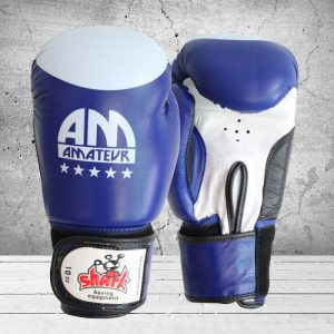 Guantes de boxeo amateur