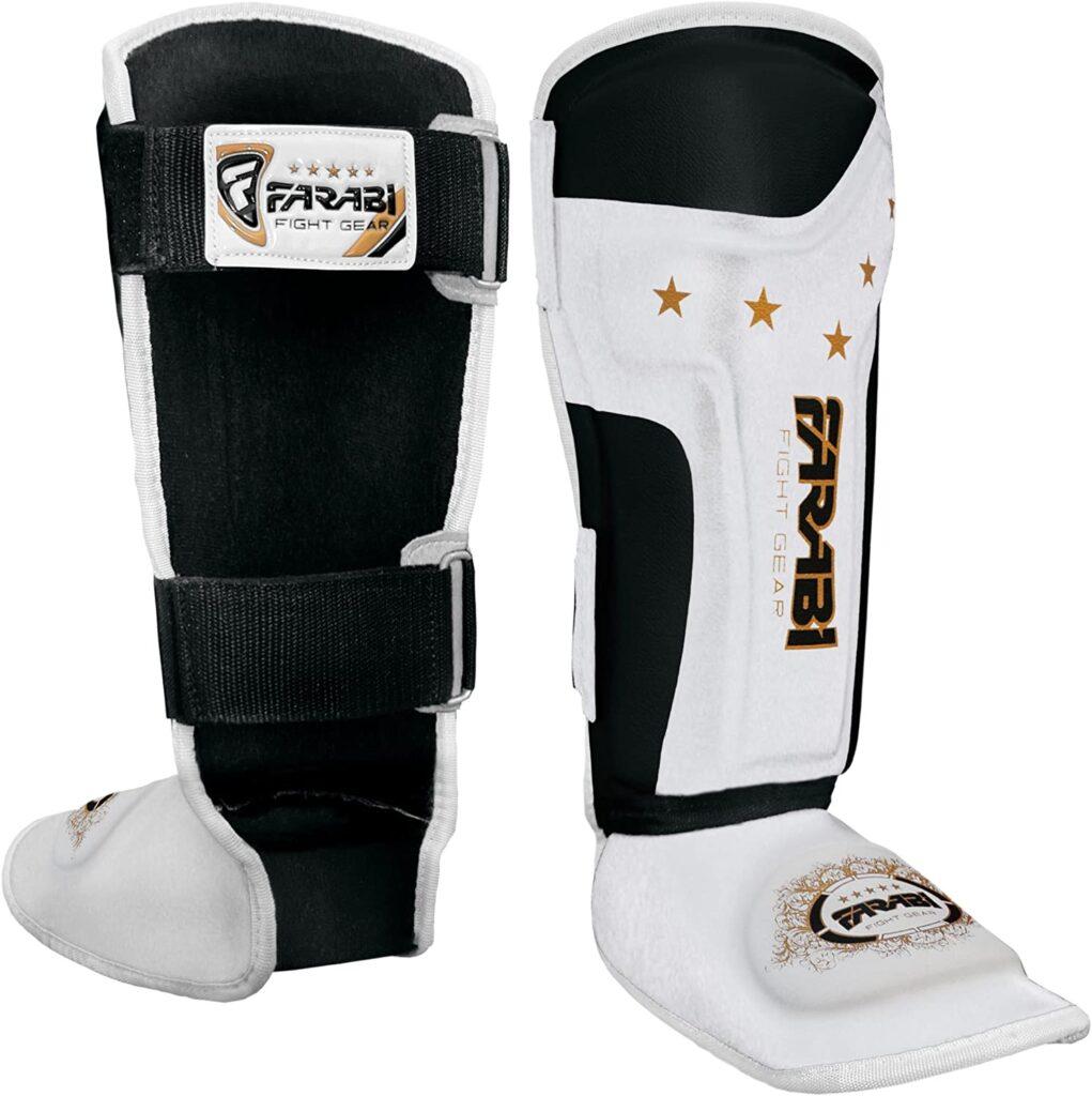 Tibiales De Muay Thai Baratos De Farabi Sports