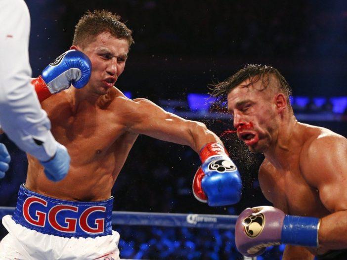 Gennady Golovkin Punetazo Potencia Boxeo