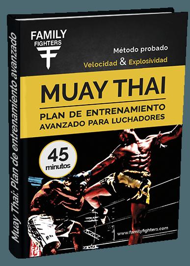 Muay Thai Plan Entrenamiento Avanzado